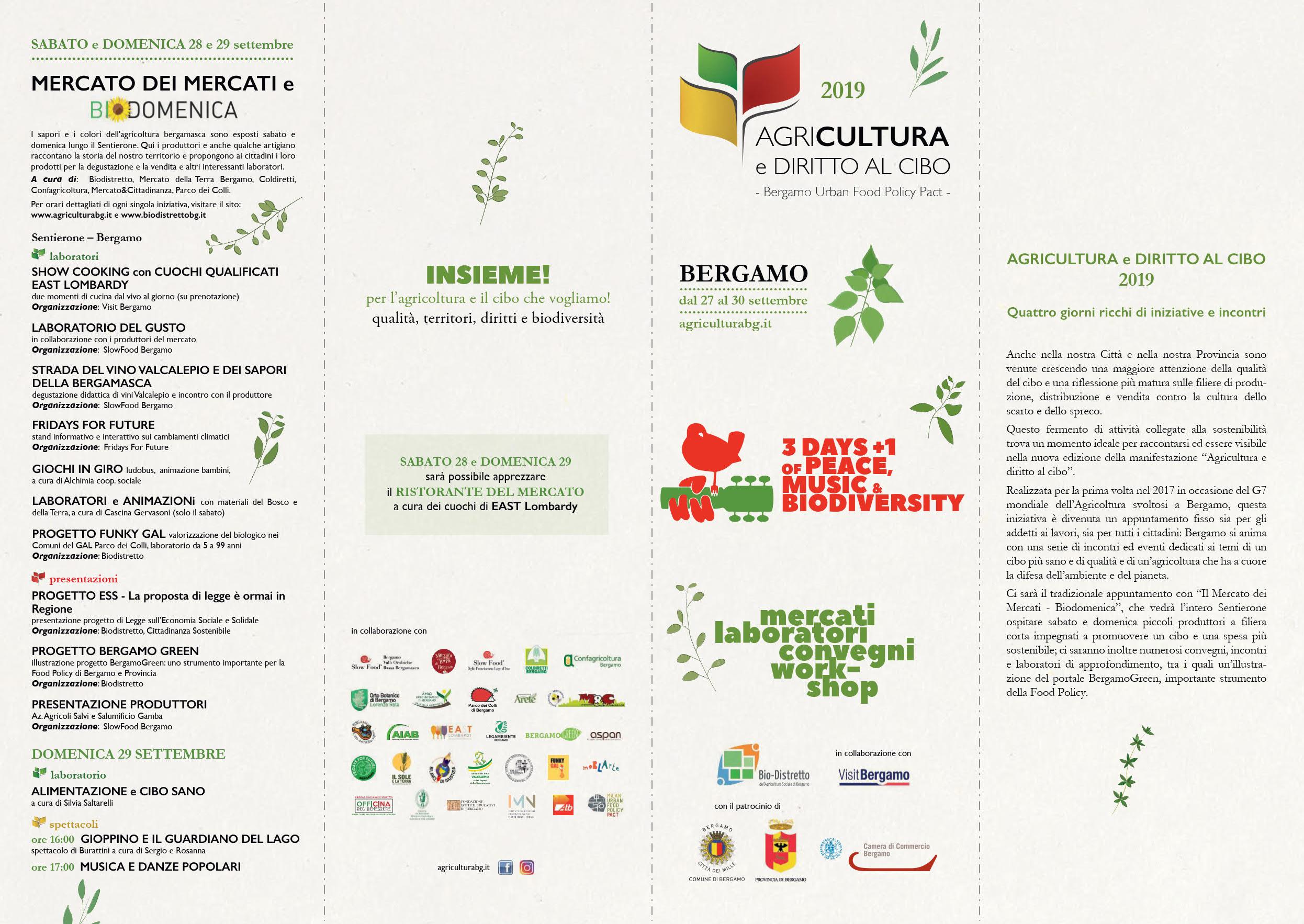 AgriCultura e Diritto al Cibo